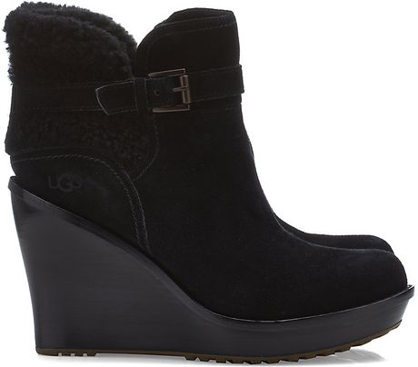 01bb980b083d Ugg Black Anais Boot - cheap watches mgc-gas.com