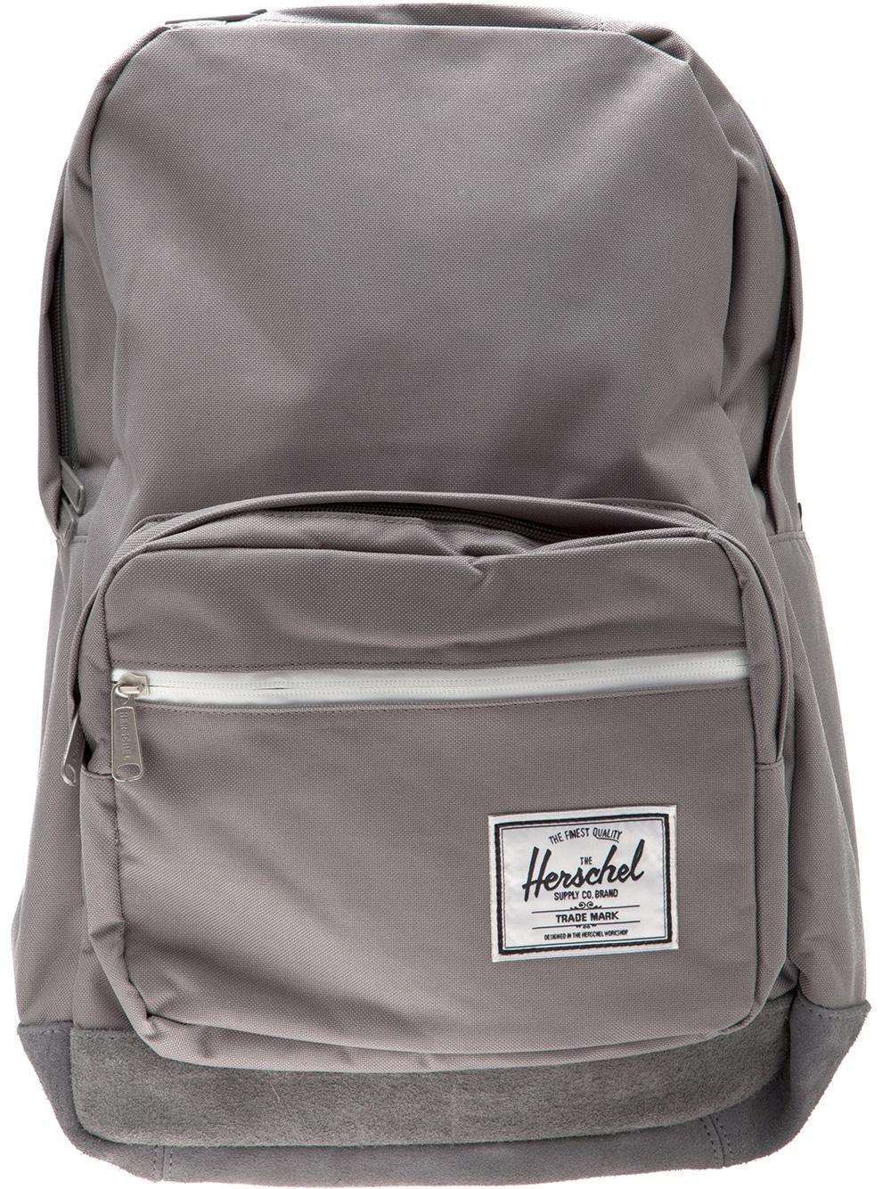 393948384a19 Herschel Supply Co. Pop Quiz Backpack in Gray for Men - Lyst