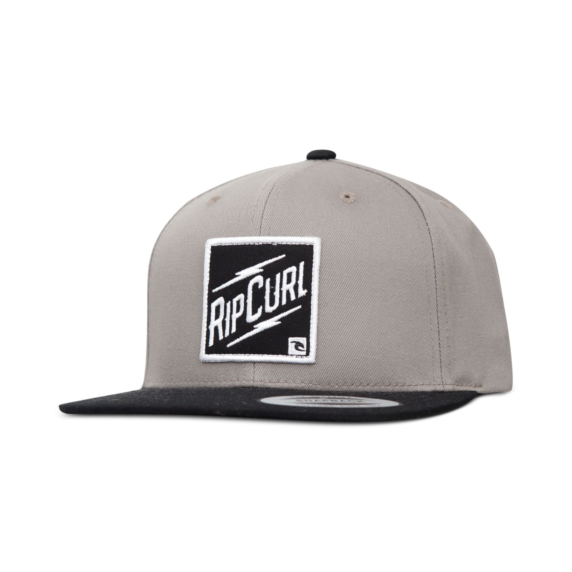 7aef10b0b3f Lyst Rip Curl Bolts Cap In Gray For Men