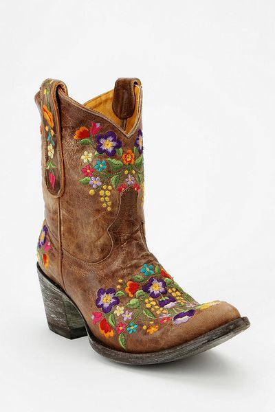 Urban Outfitters Old Gringo Sora Western Boot In