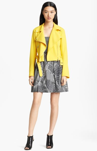 Christopher Kane Grid Face Dress Christopher Kane Grid