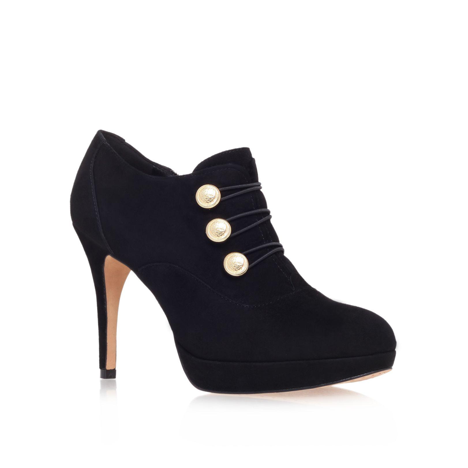 Vince Camuto Elizah High Heel Shoe Boots In Black Lyst