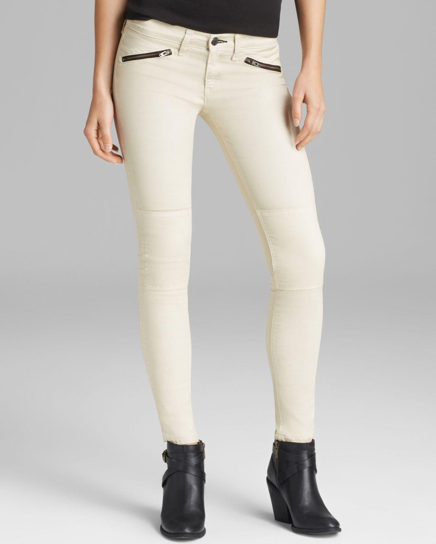 Winter White Leggings