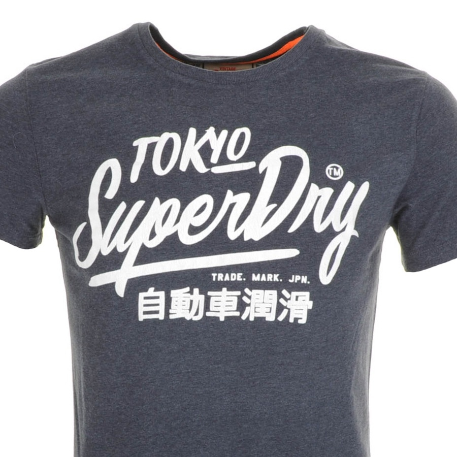e4b3b5ed184951 Ticket For T Superdry Blue Type Shirt Entry Men Lyst In 8f5wqxIId