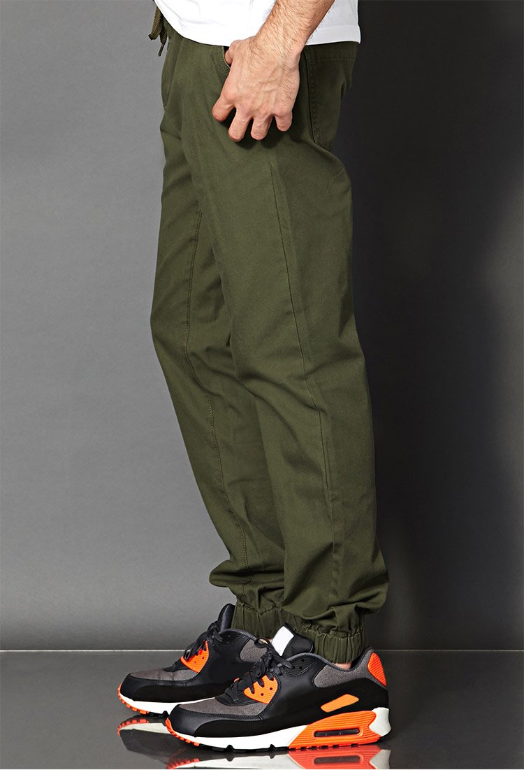 lyst forever 21 drawstring jogger pants youve been