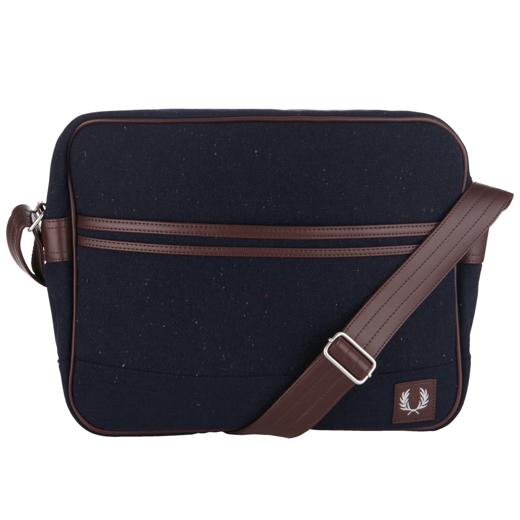 Fred Perry Wool Shoulder Bag 39