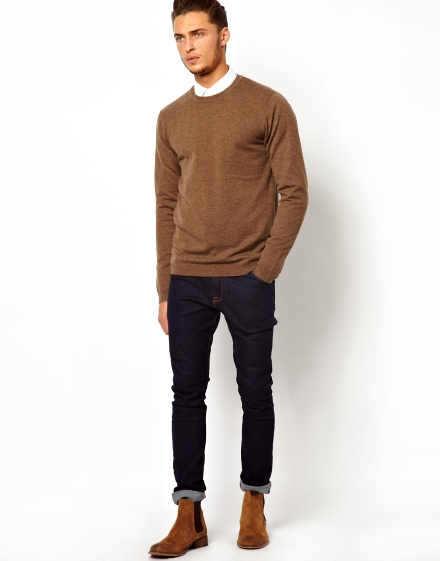 Funnel Neck Sweaters