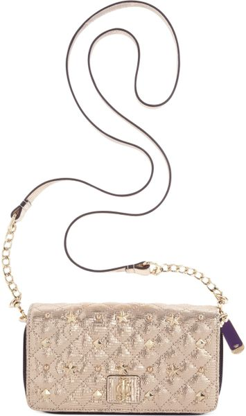 Juicy Couture Bag in Gold - Lyst