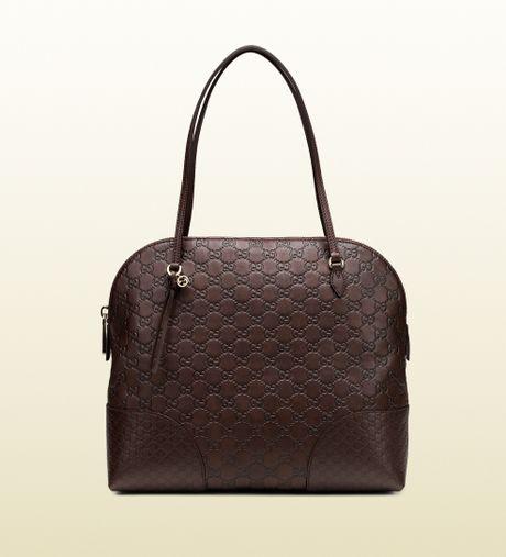 38b137bd8a26e7 Gucci Bree Guccissima Leather Shoulder Bag | Stanford Center for ...