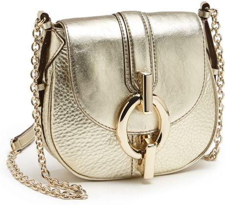 Gold Across Shoulder Bag 71