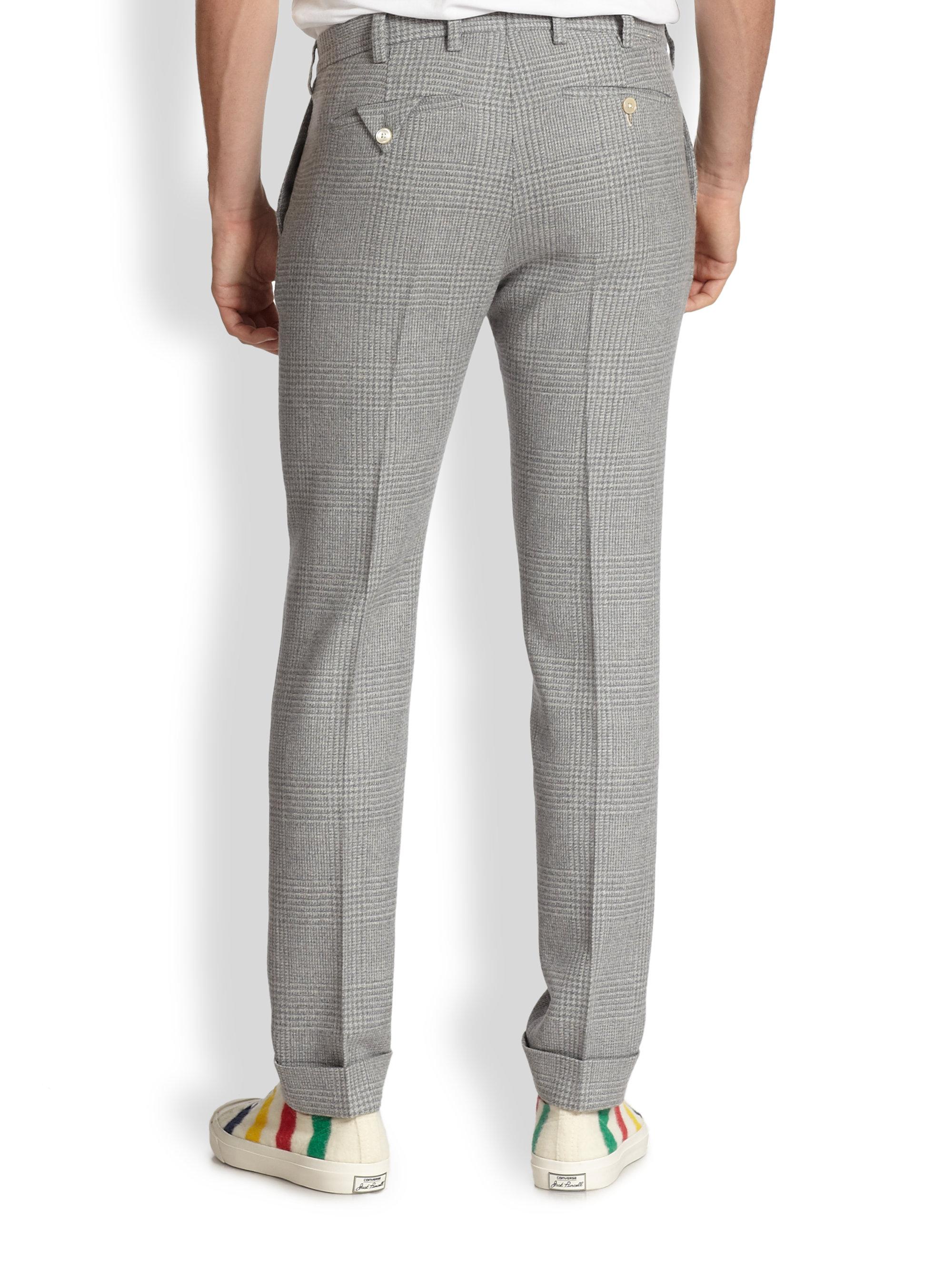 Man Trousers Gant - 35 GANT ESykpOmR