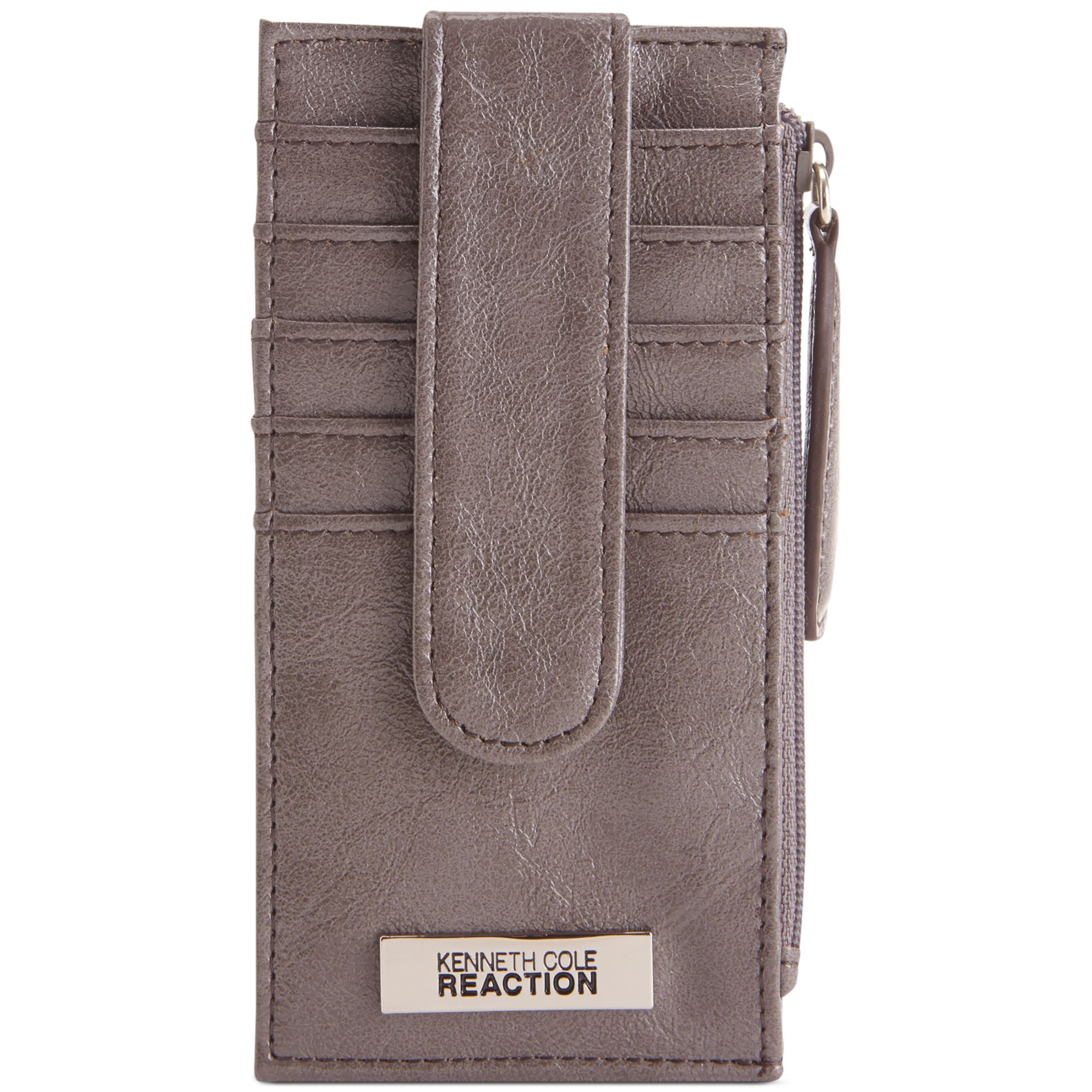 Kenneth cole reaction Must Haves Card Holder in Gray | Lyst