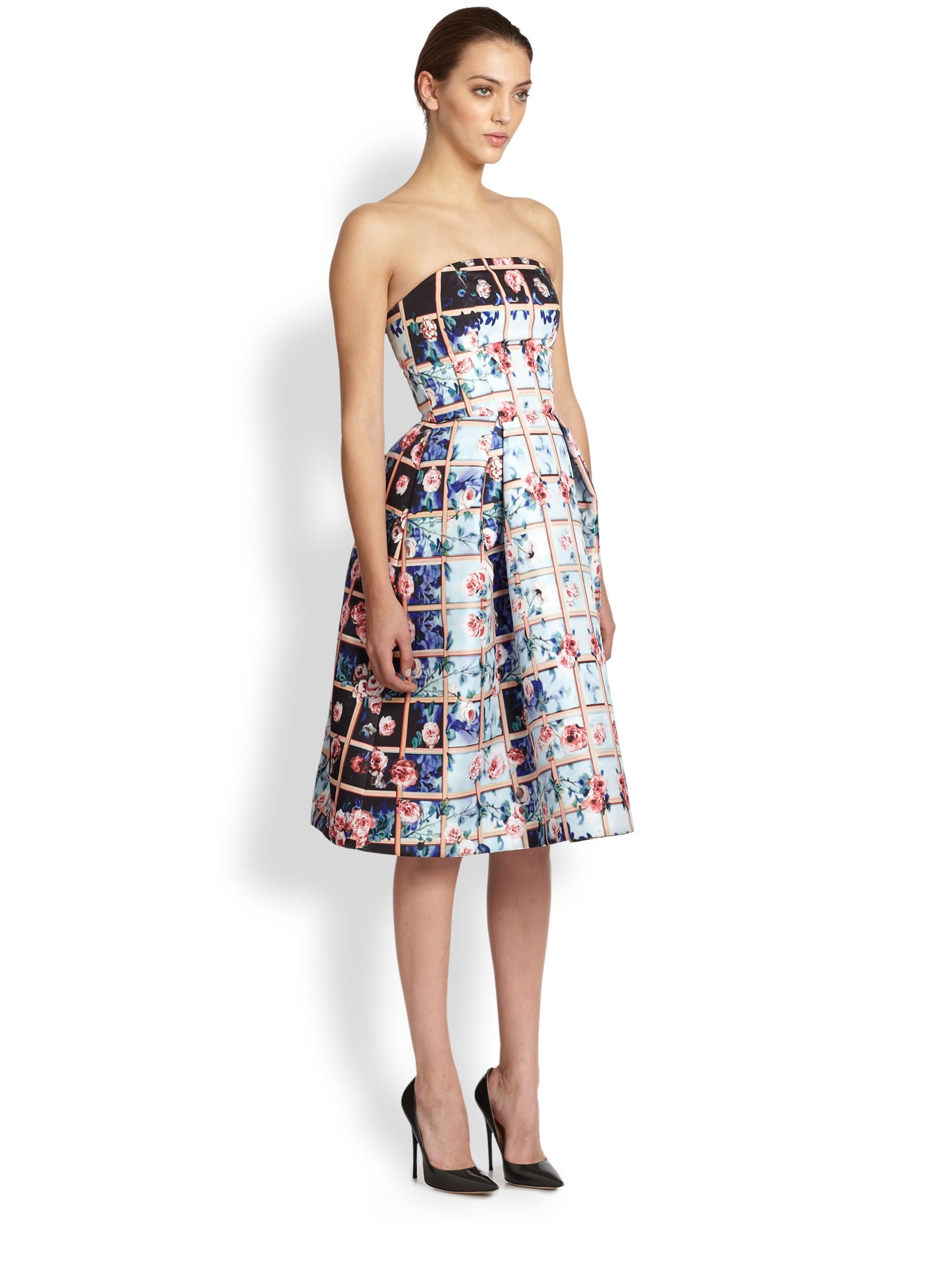 DRESSES - Short dresses Mary Katrantzou O5NzW9