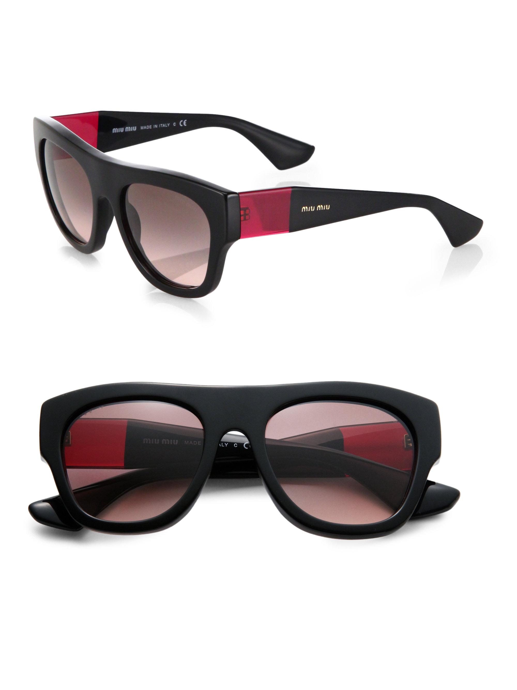 7e4f9f5928 Miu Miu Sunglasses Saks Fifth Avenue
