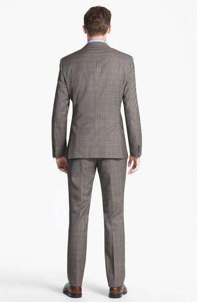 Boss by hugo boss marlow sharp fit dress shirt in blue for for Hugo boss dress shirt review