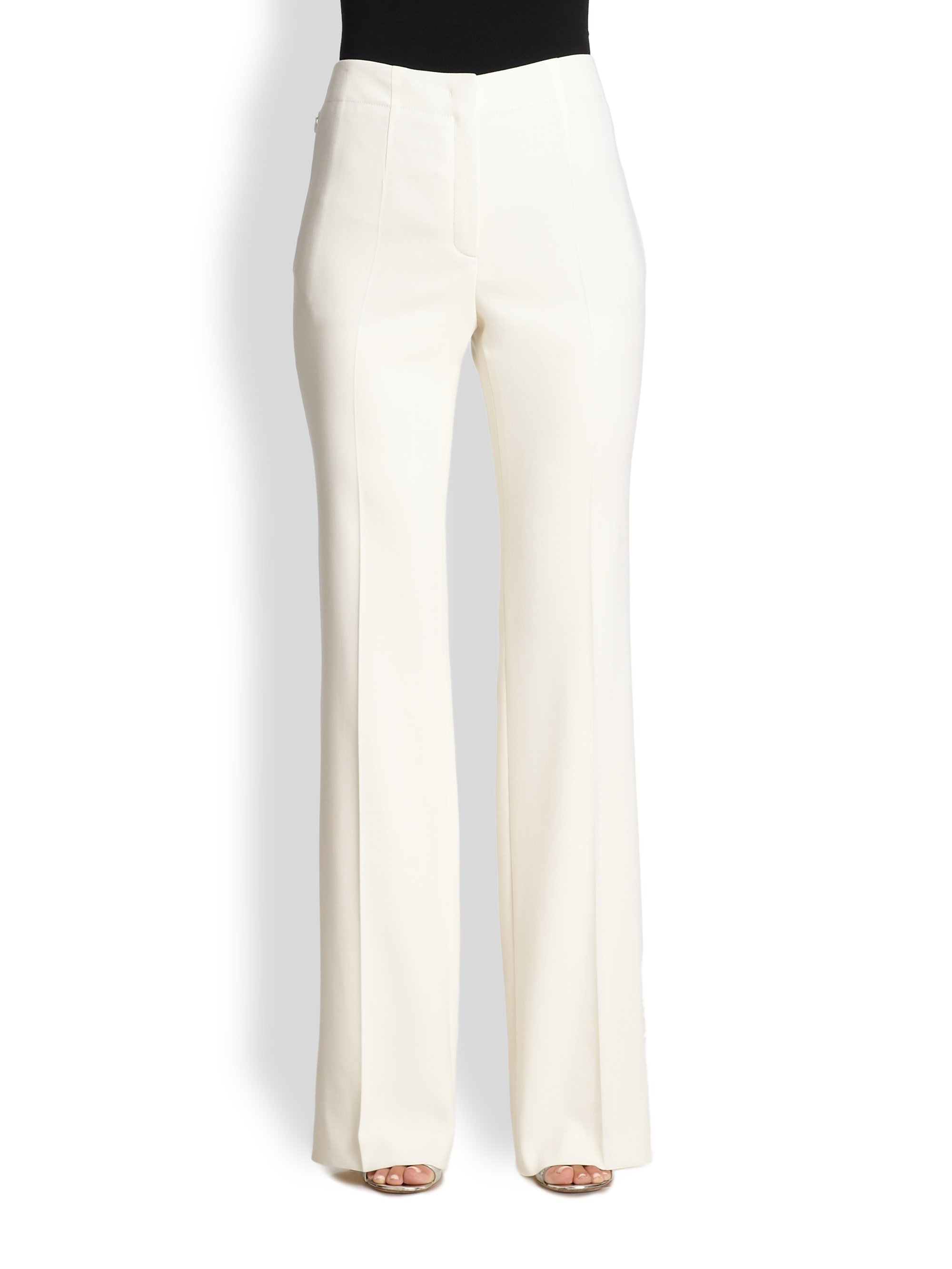 TROUSERS - Casual trousers Escada Clearance Manchester yzwrQfFd