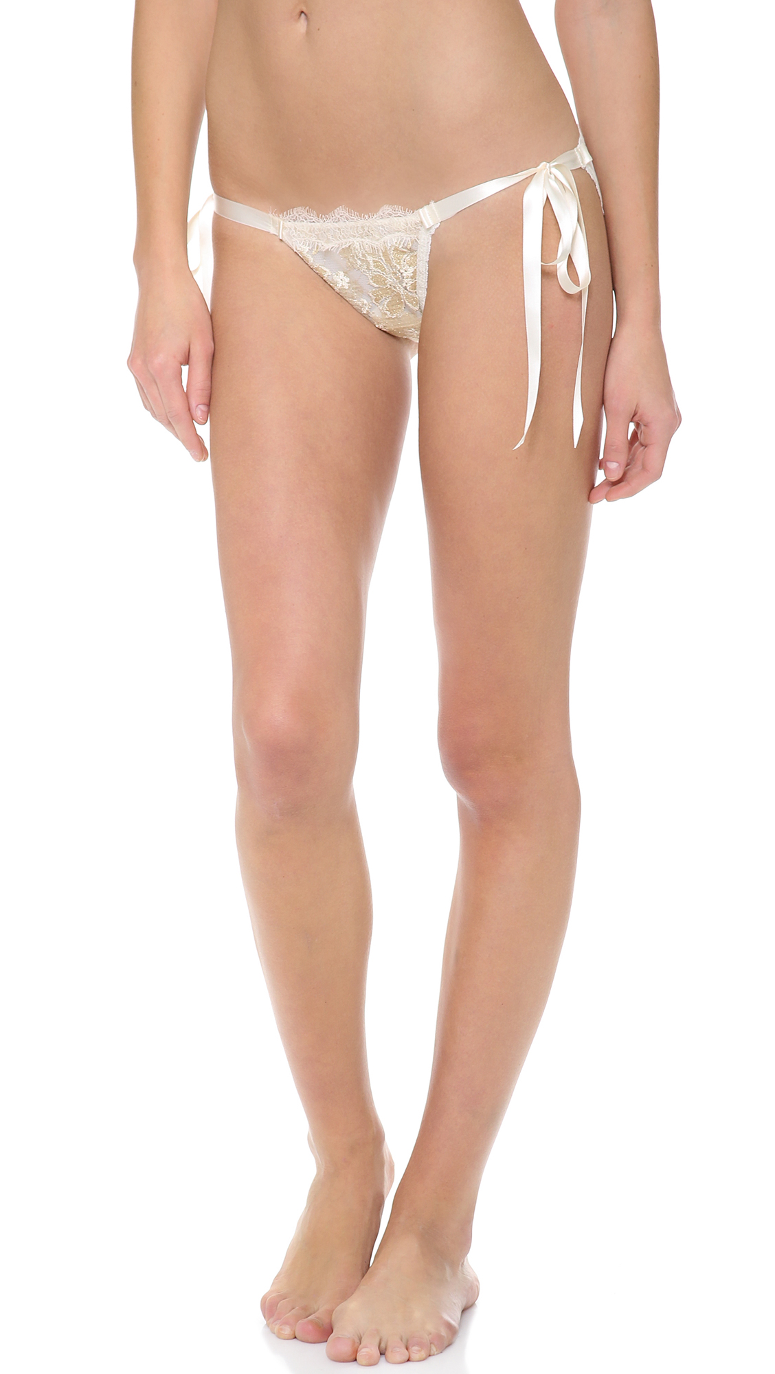 Hanky panky lace bikini