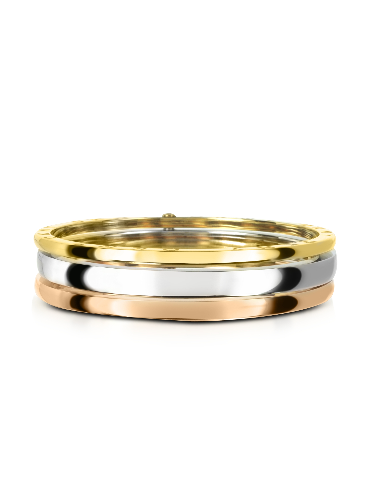 Lyst Dkny Stainless Steel Womens Bangle Bracelet In Metallic