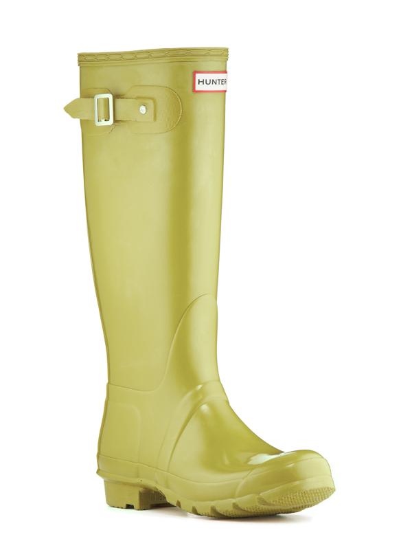 yellow rain boots men