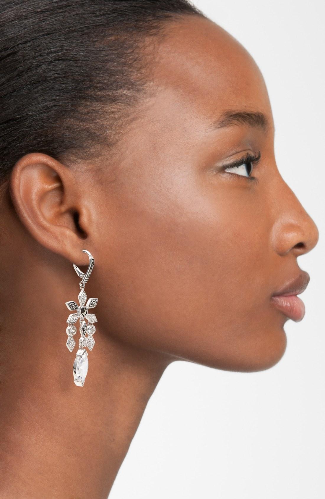 Judith Jack - judith-jack-silver-crystal-frosted-glaze-chandelier-earrings-product-2-15176100-671469329