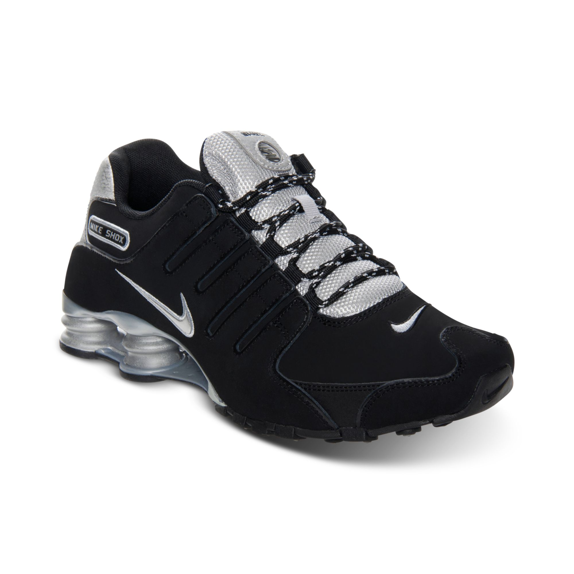 finest selection ed864 e5ac6 ... new zealand lyst nike mens shox nz eu running sneakers from finish line  in 124d4 83e2d