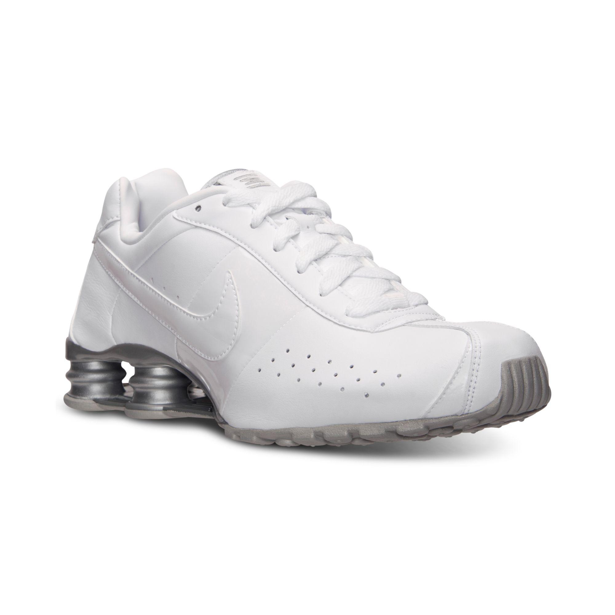 Mens Nike Shox Classic Ii Si Running Shoes