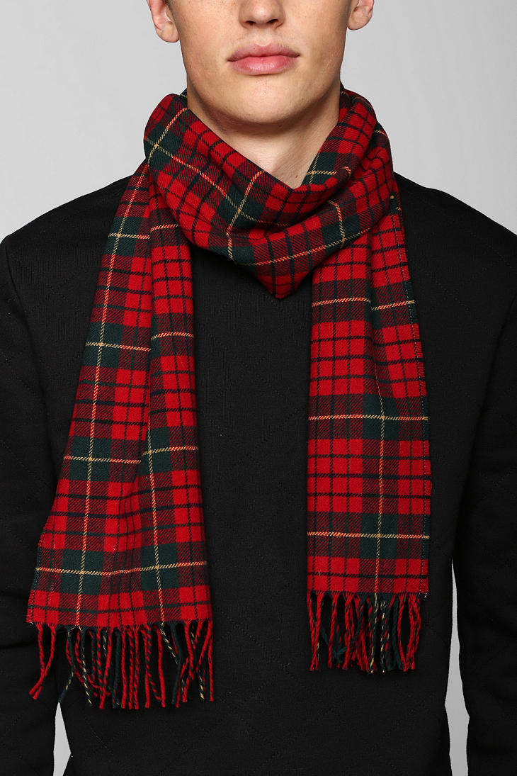 how to clean wool scarf