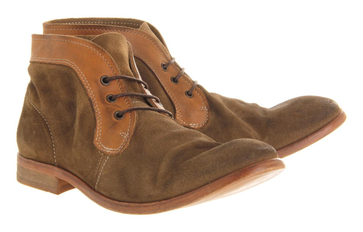 h by hudson merfield boot in brown for men lyst. Black Bedroom Furniture Sets. Home Design Ideas
