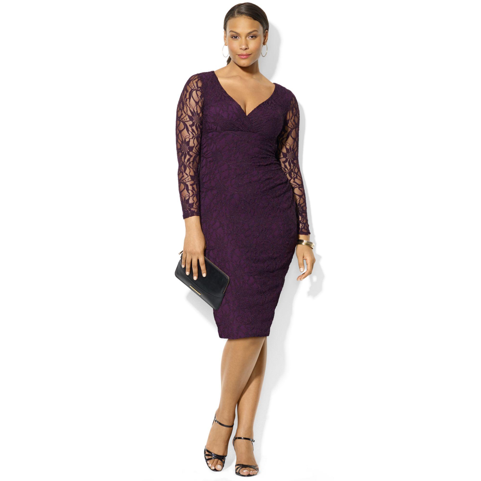 4ac0c903a8557 Ralph Lauren Plus Size Clothes Macys