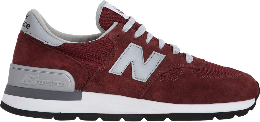 info for 67fc5 d30be New Balance 990 in Red for Men - Lyst