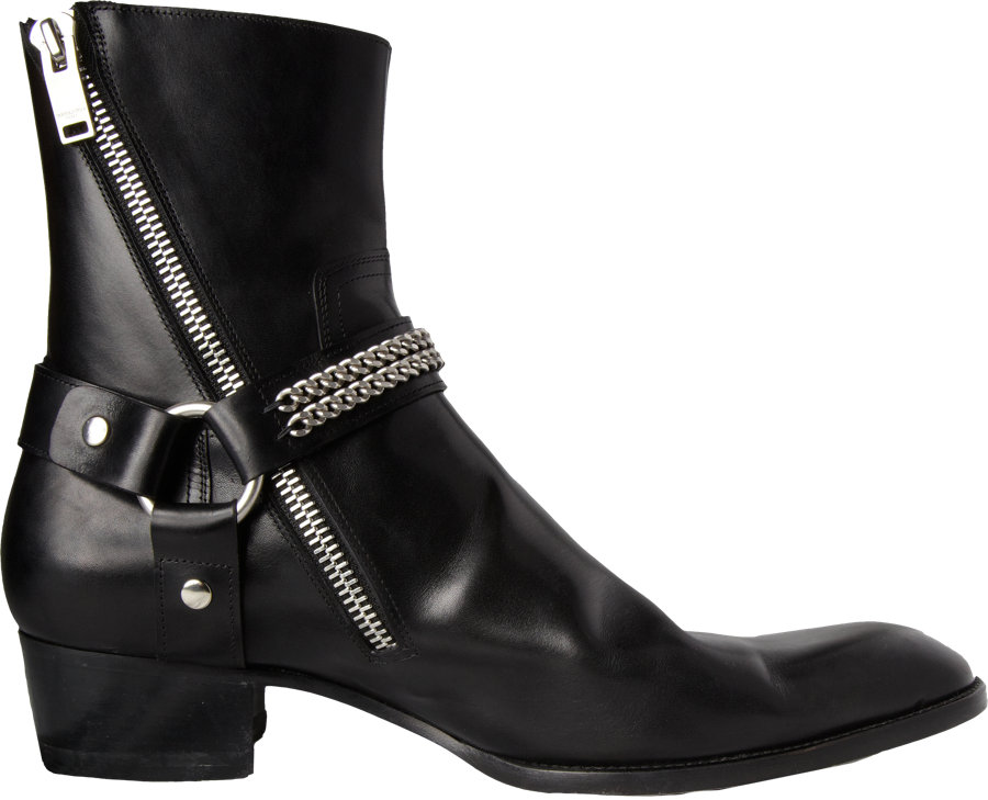 order sale online cheap largest supplier Saint Laurent Wyatt harness ankle boots clearance for sale official site cheap online 2015 new for sale eBrtz0u64f