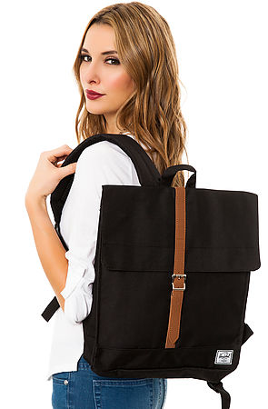 Backpack Herschel Lyst Co in Supply City Black The qRXrWXdxw