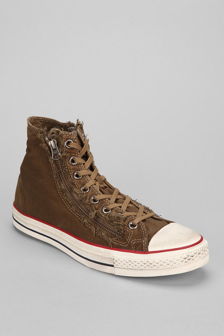 Urban Outfitters Converse Chuck Taylor Washed Zip Mens