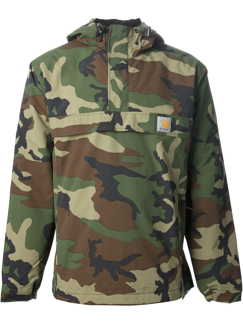 Carhartt Nimbus Camouflage Jacket in Green for Men | Lyst