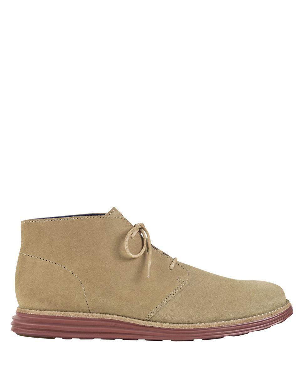 Cole Haan Women Suede Shoes