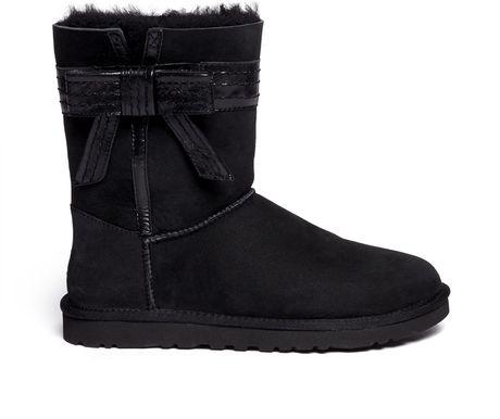 ugg josette tall boot