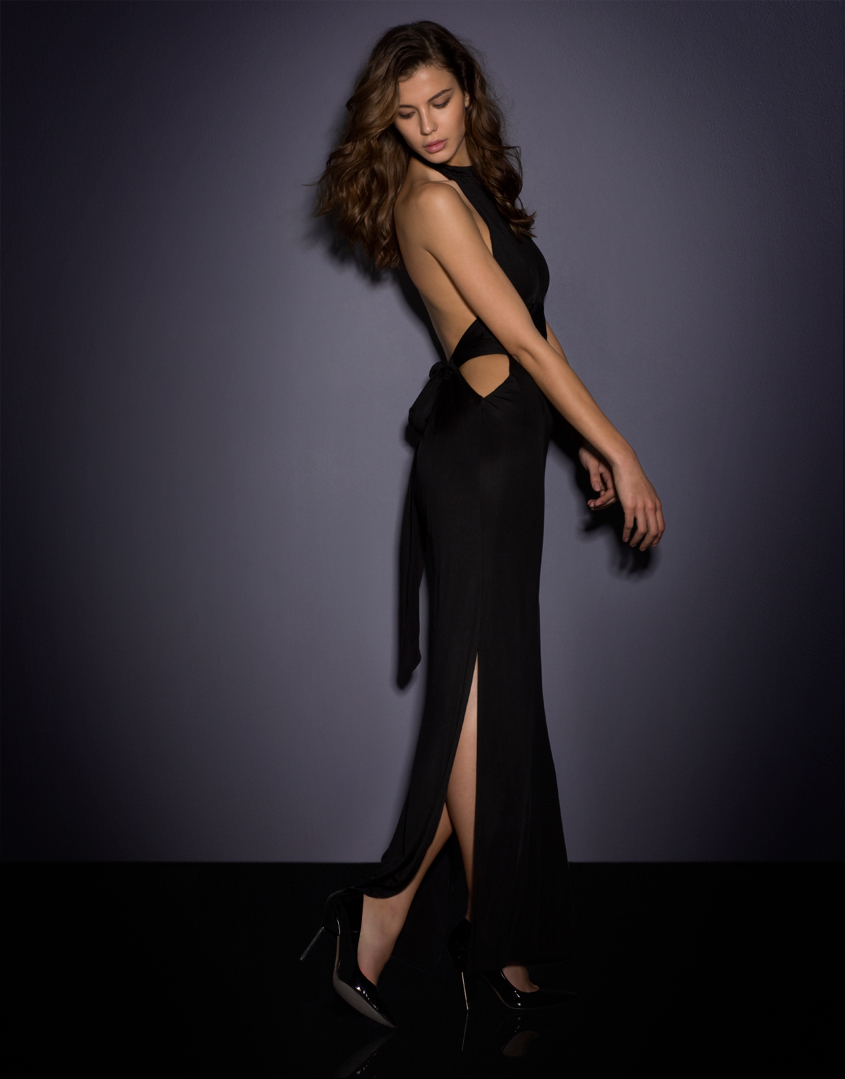 Agent Provocateur Terese Dress Black In Black Lyst
