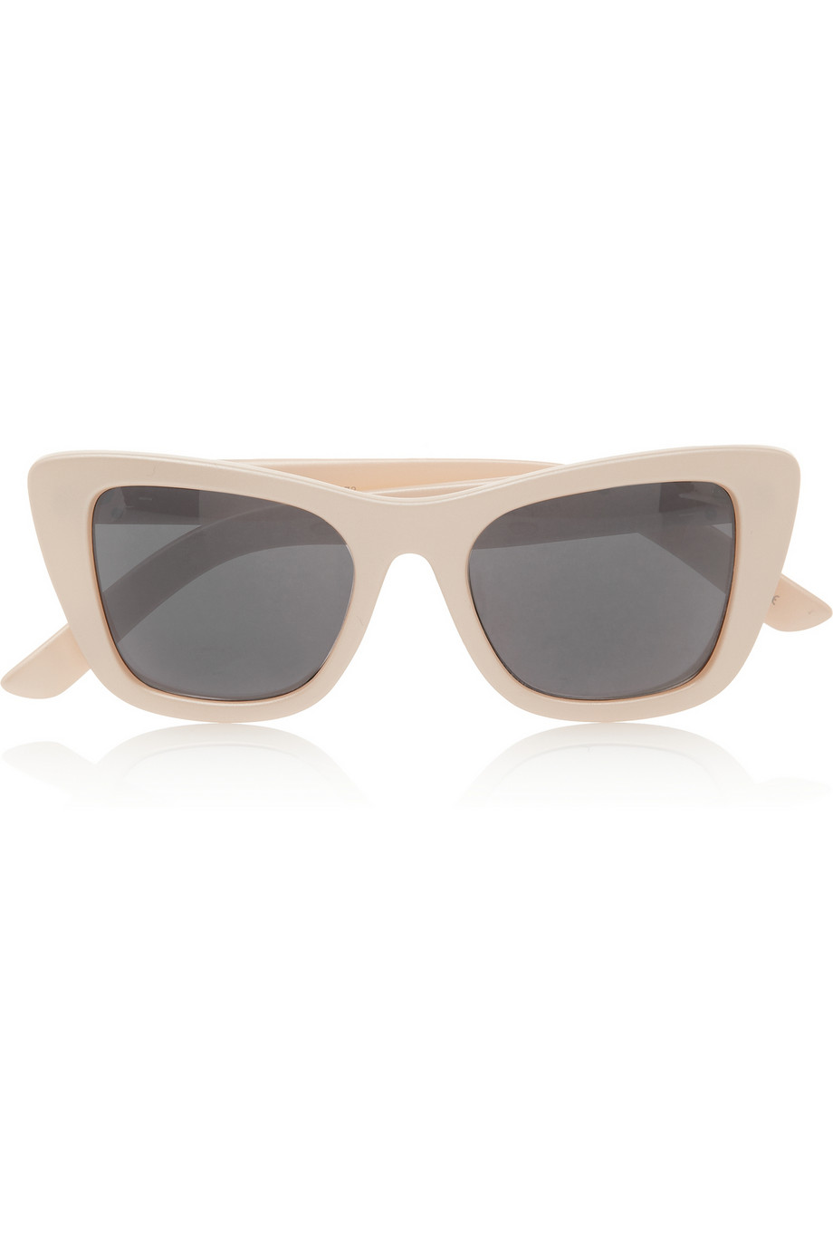 Le Specs Air Heart Cat Eye Sunglasses