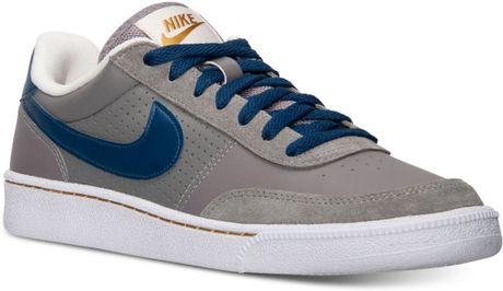 Buy Nike Dark Grey Men Casual Shoes - LITEFORCE II MID Online at