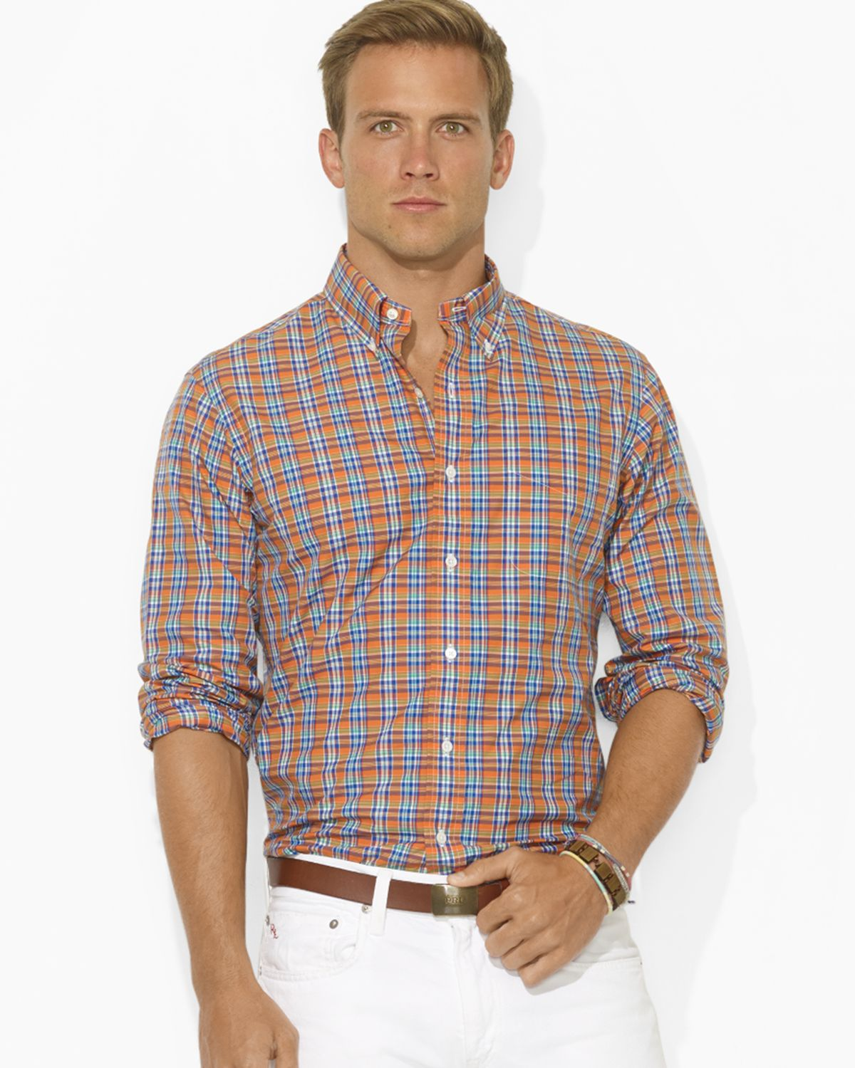 Mens Button Down Sport Shirts | Is Shirt