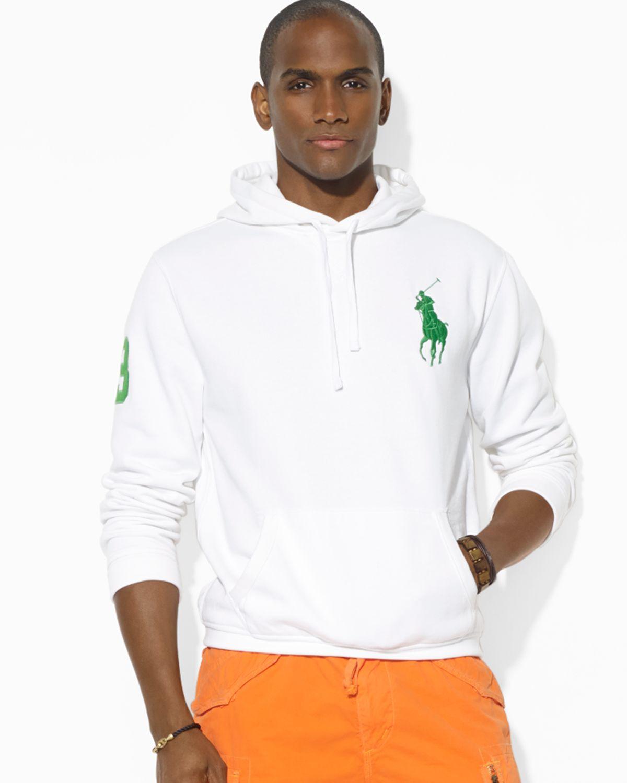 Ralph lauren hoodie big pony