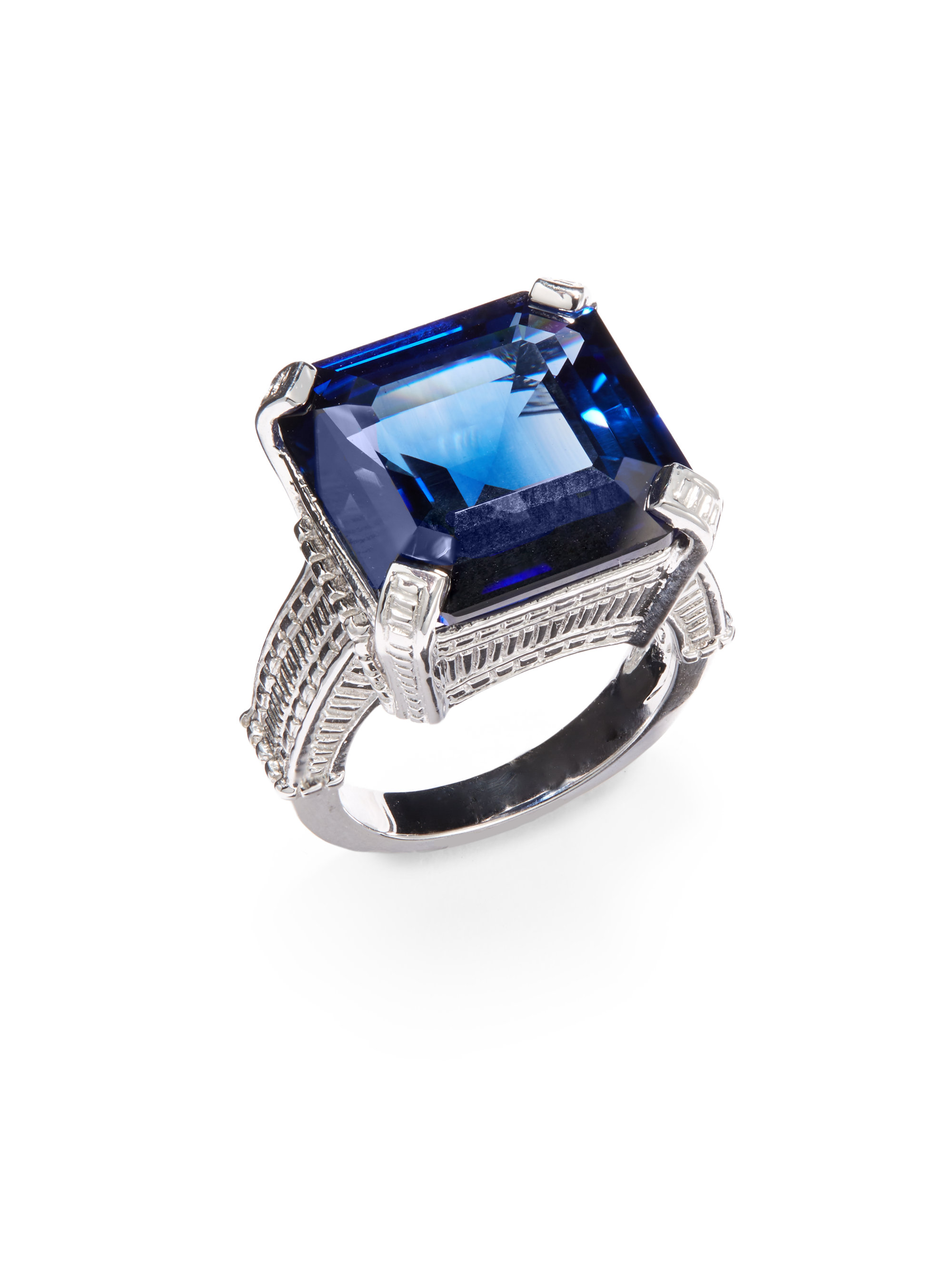 and sapphire in stone platinum of diamond three photos xhmitce gemstone rings blue ring
