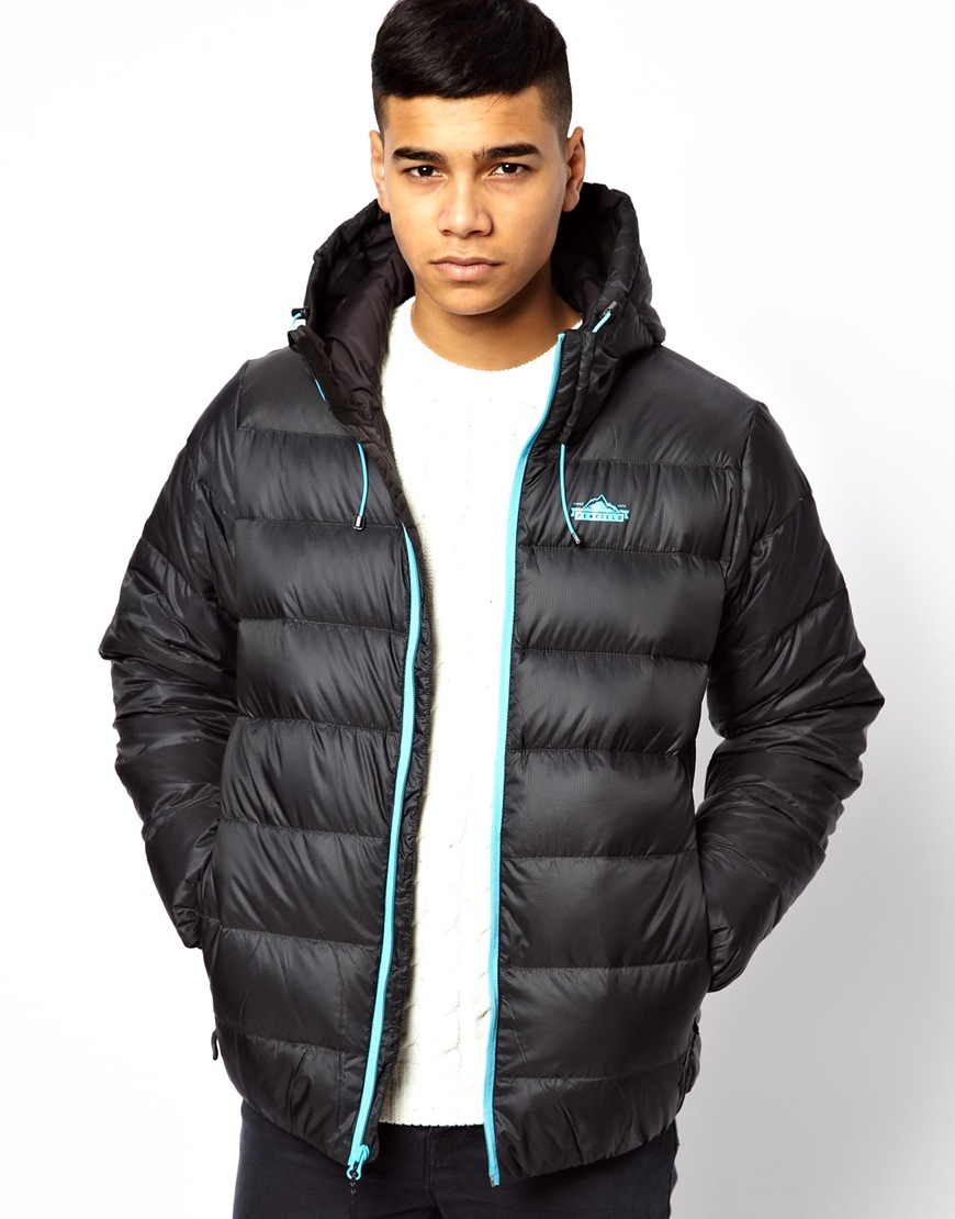 Penfield Chinook Packable Down Jacket in Black for Men | Lyst