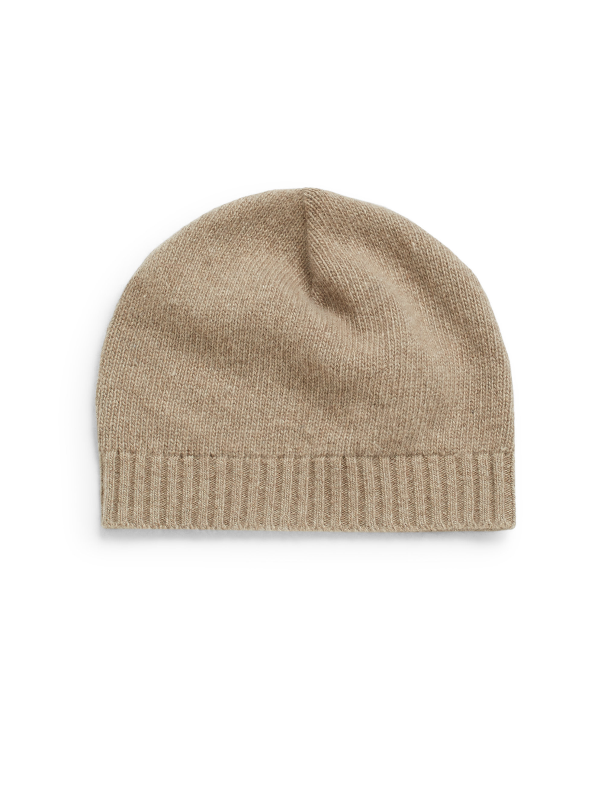 Knitting Pattern For Cashmere Beanie : Portolano Cashmere Knit Beanie in Brown for Men (NILE ...