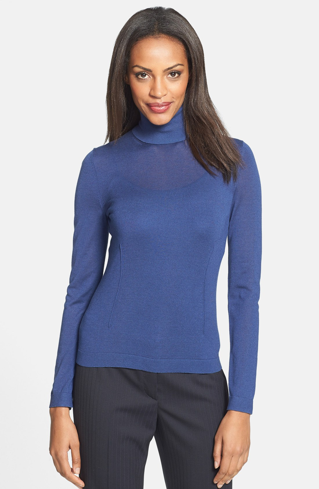 Enjoy turtleneck sweaters in a variety of fits and styles from Banana Republic. Family turtleneck sweater selections are available in ribbed turtleneck styles, mock turtleneck and even turtleneck .
