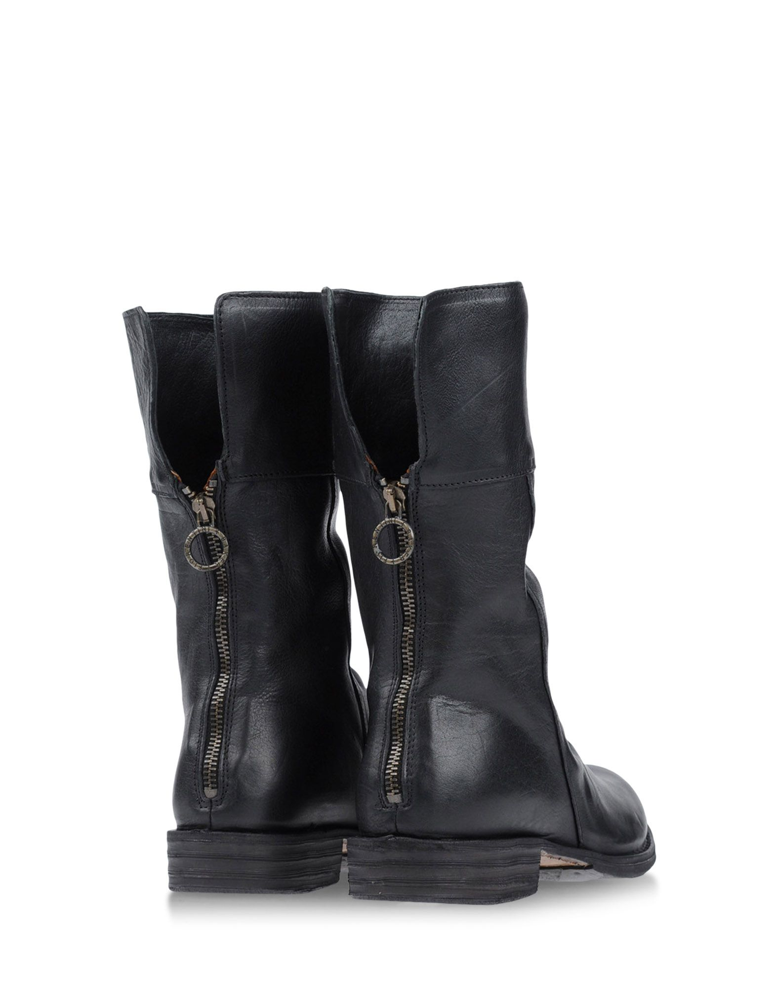 fiorentini baker boots in black lyst