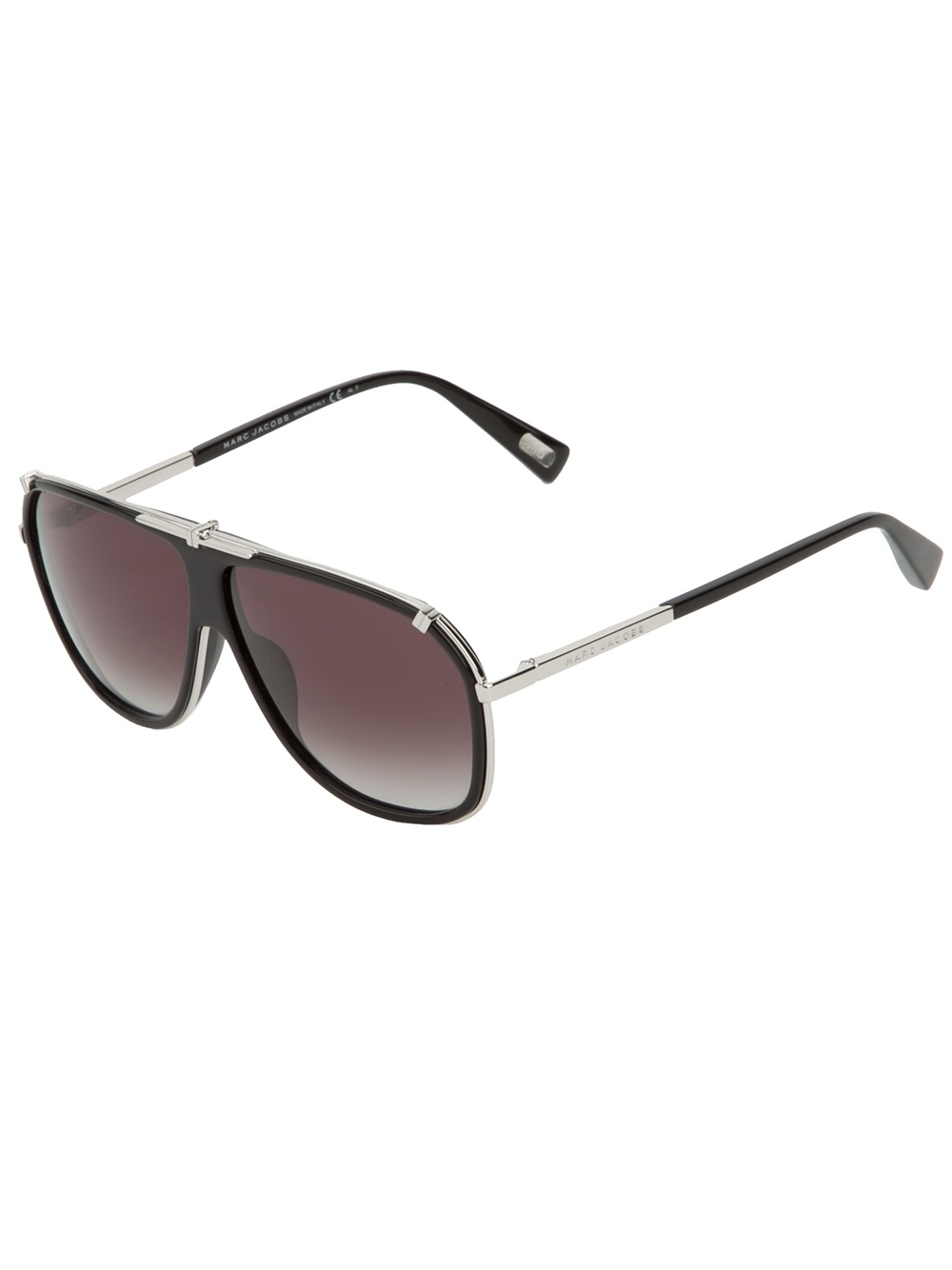 Marc Jacobs Sunglasses Mens  marc jacobs sunglasses in black for men lyst