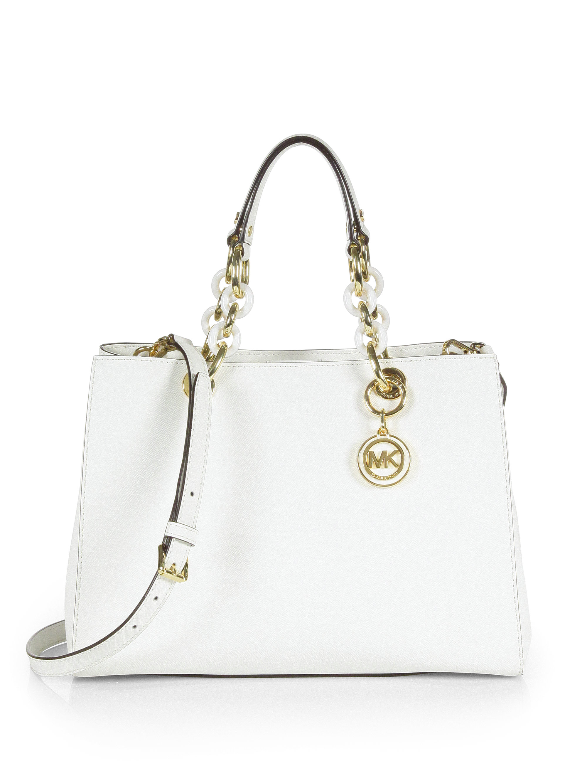 0020b26fb0cb Gallery. Previously sold at: Saks Fifth Avenue · Women's Michael By Michael  Kors Cynthia