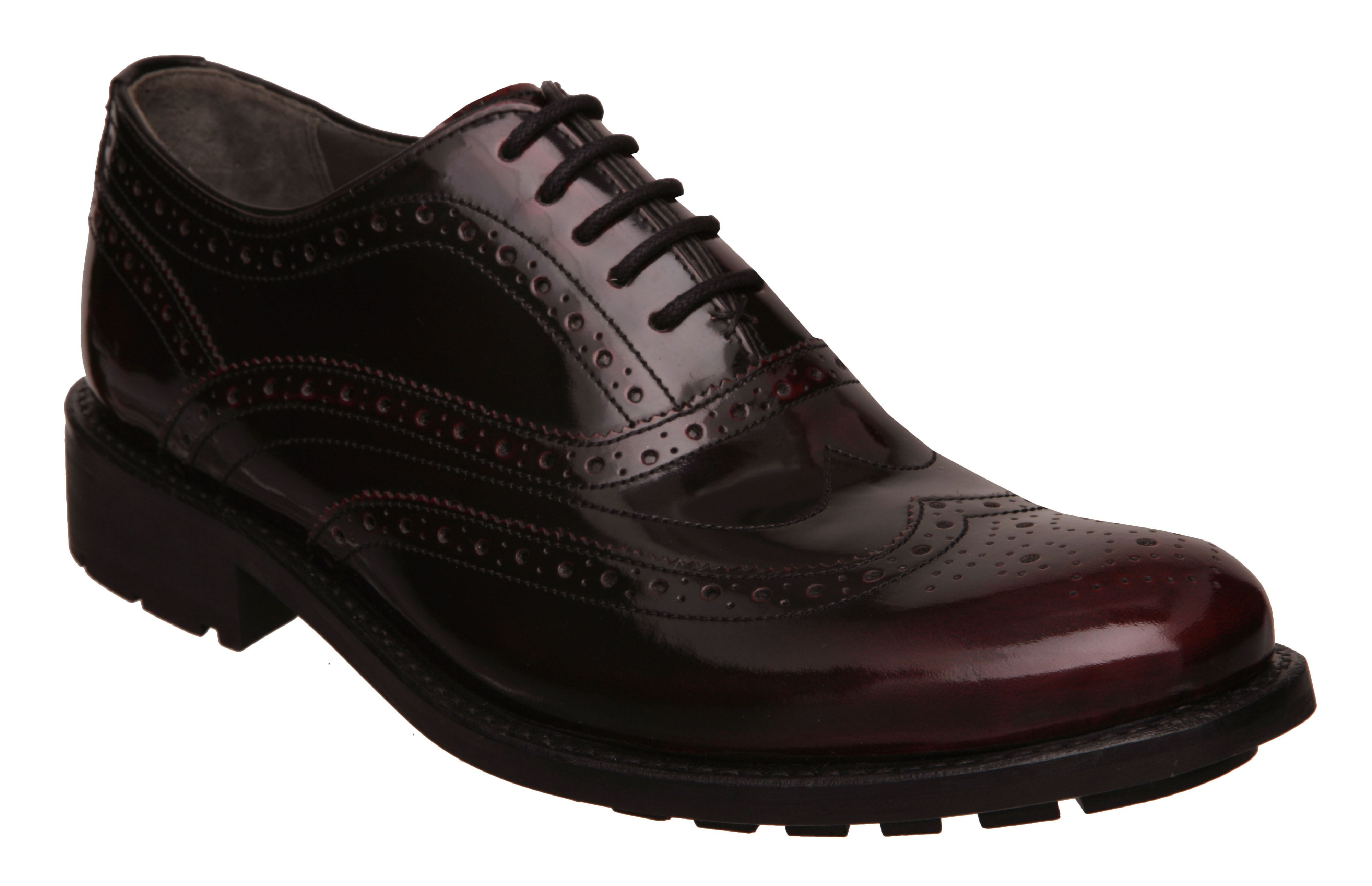 ted baker guri rub 2 formal shoes in brown for lyst