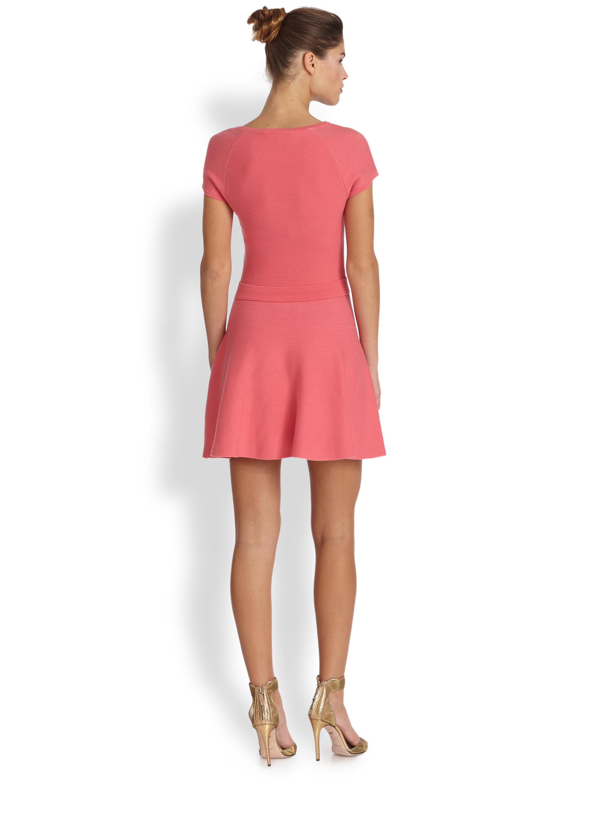 Lyst Trina Turk Cozumel Dress In Pink